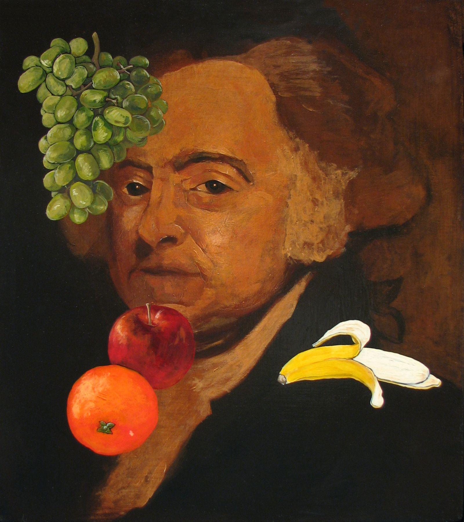 ADAM MYSOCK Adam's Fruit, 2009