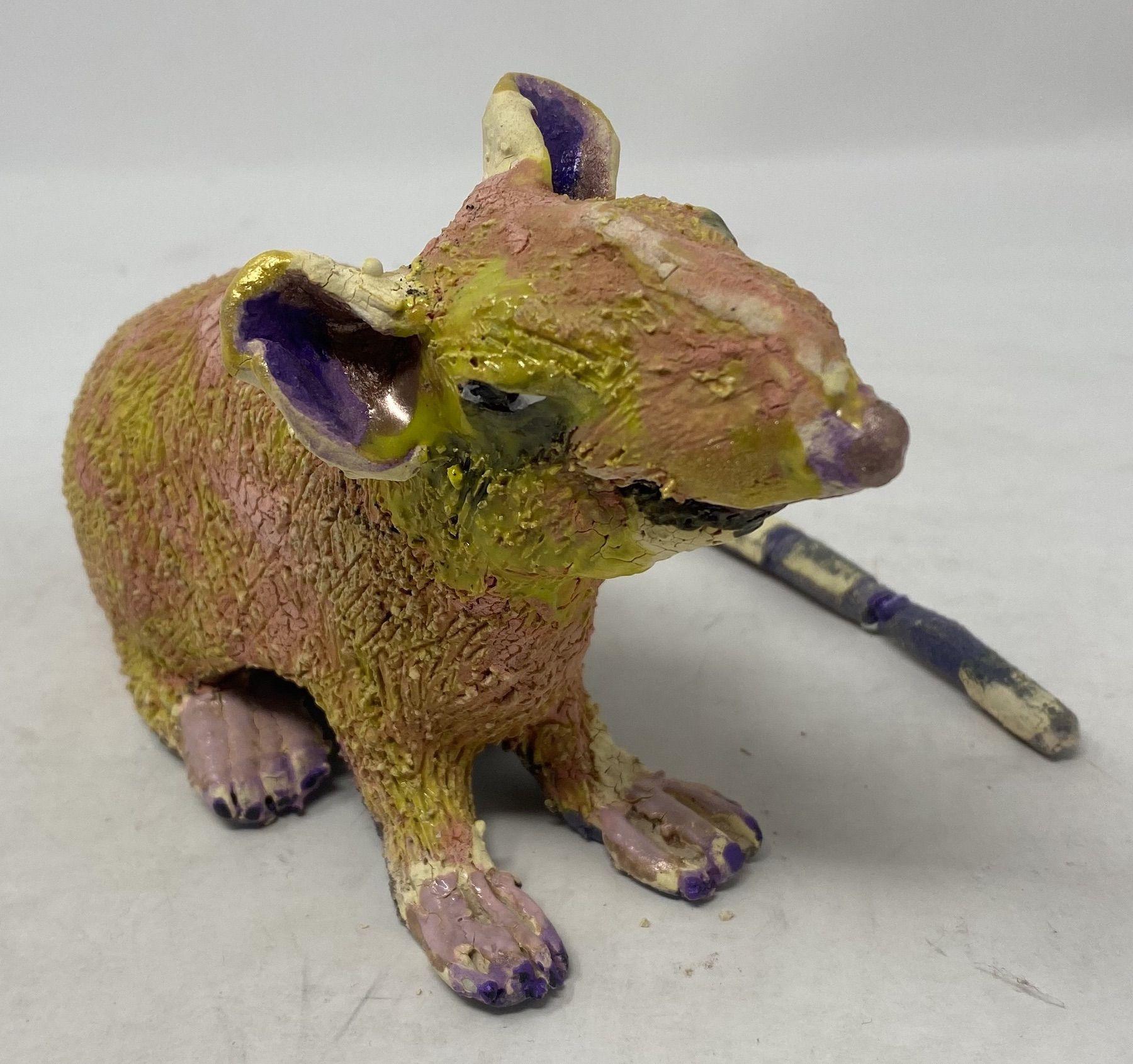 JENNY DAY, Dandelion Rat, 2021