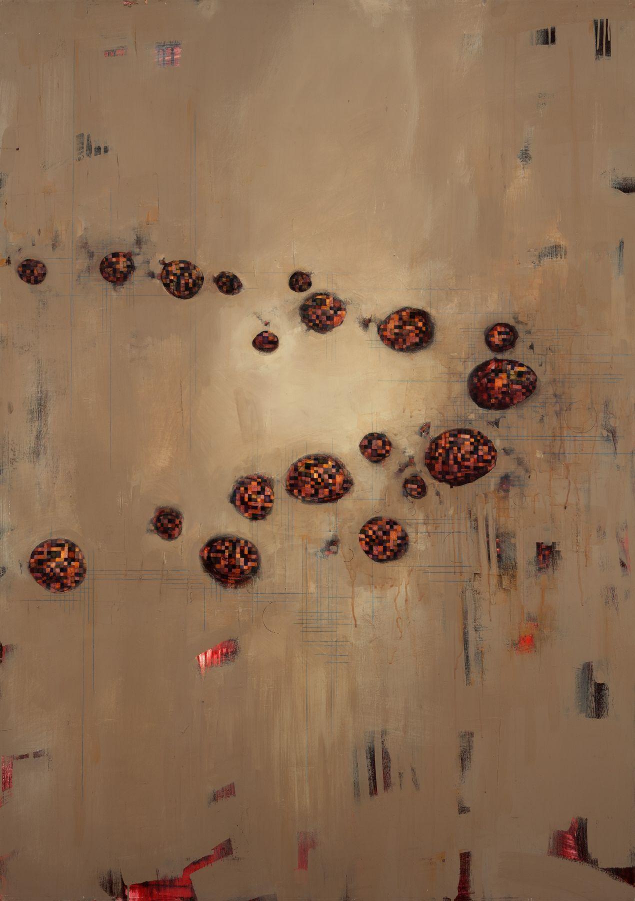 SANDY CHISM Conversion II, c. 2004
