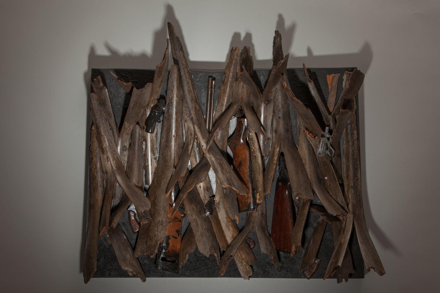 RON BECHET Swords to Ploughshares, 2014
