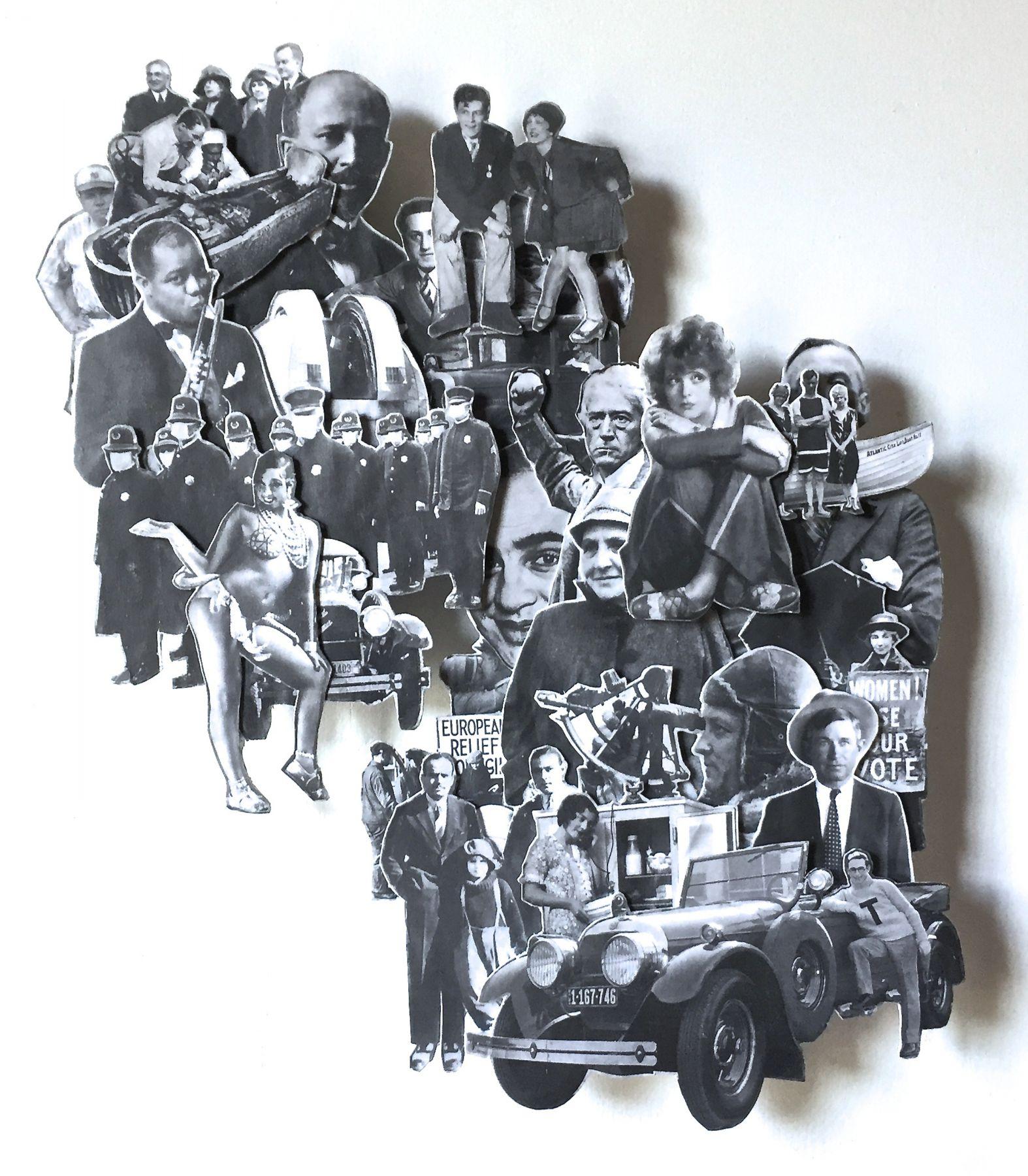 TONY DAGRADI The Jazz Age, 2018