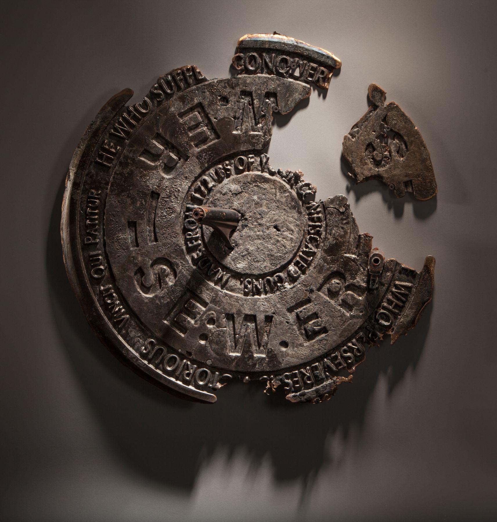 BRADLEY MCCALLUM Smelting: A Gun Legacy, 1996-2014