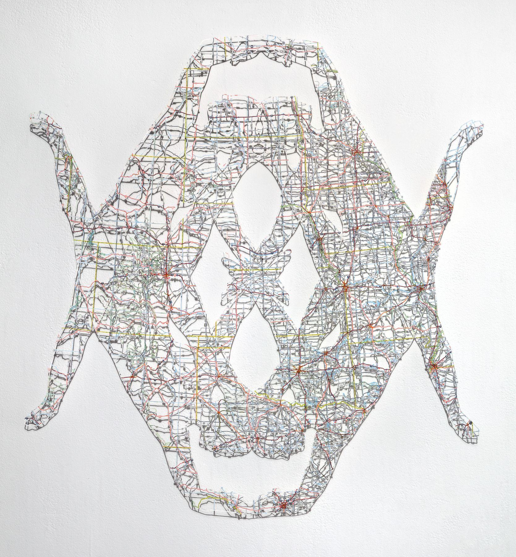 NIKKI ROSATO Untitled (Object) X, 2017