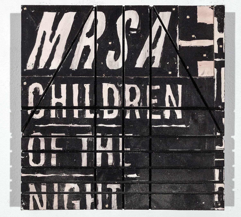 SKYLAR FEIN x MRSA, Children IV, 2015