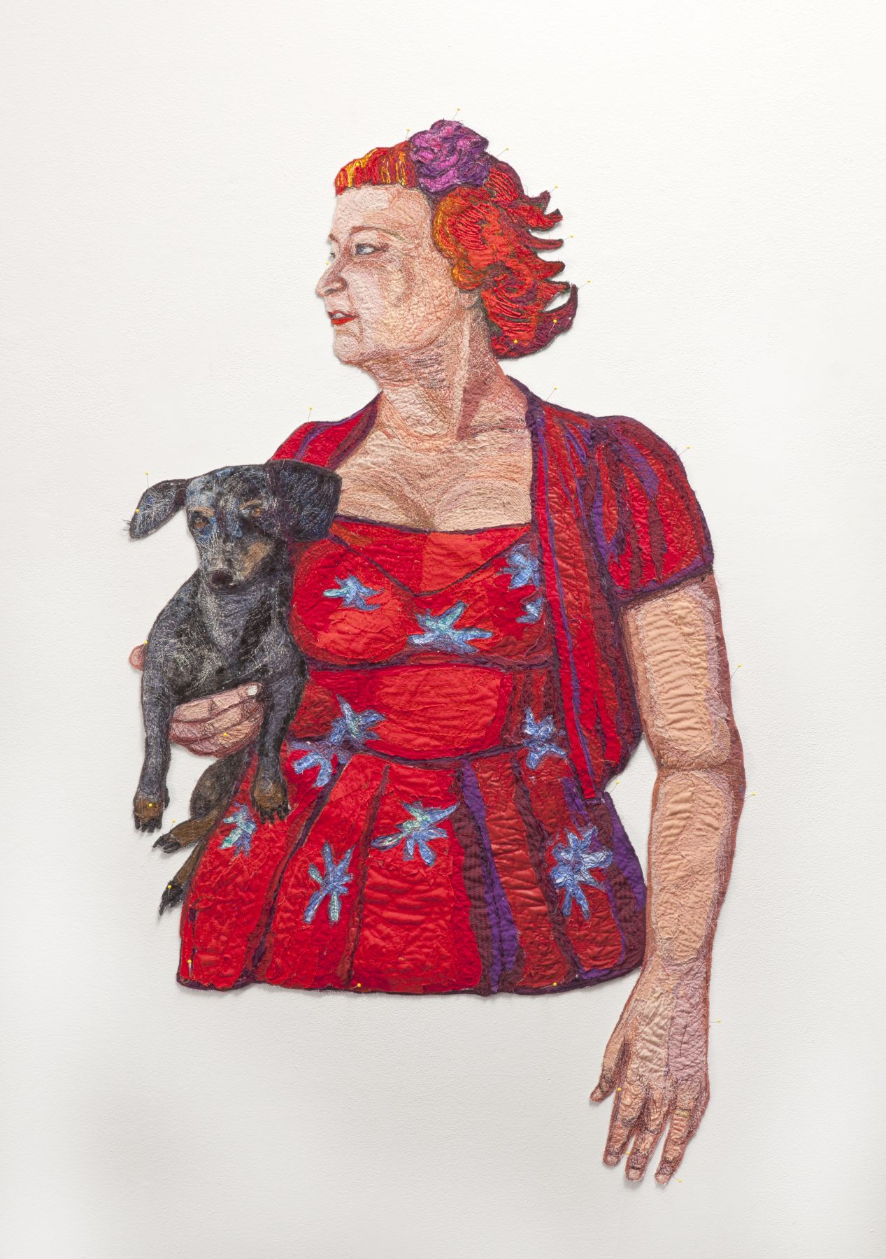 GINA PHILLIPS Joy and Ferdinand, 2016
