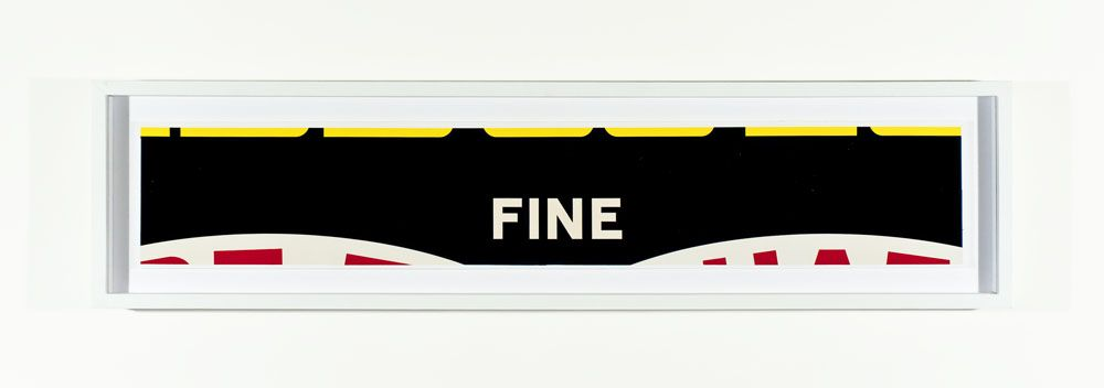 SKYLAR FEIN Fine, Be That Way, 2011