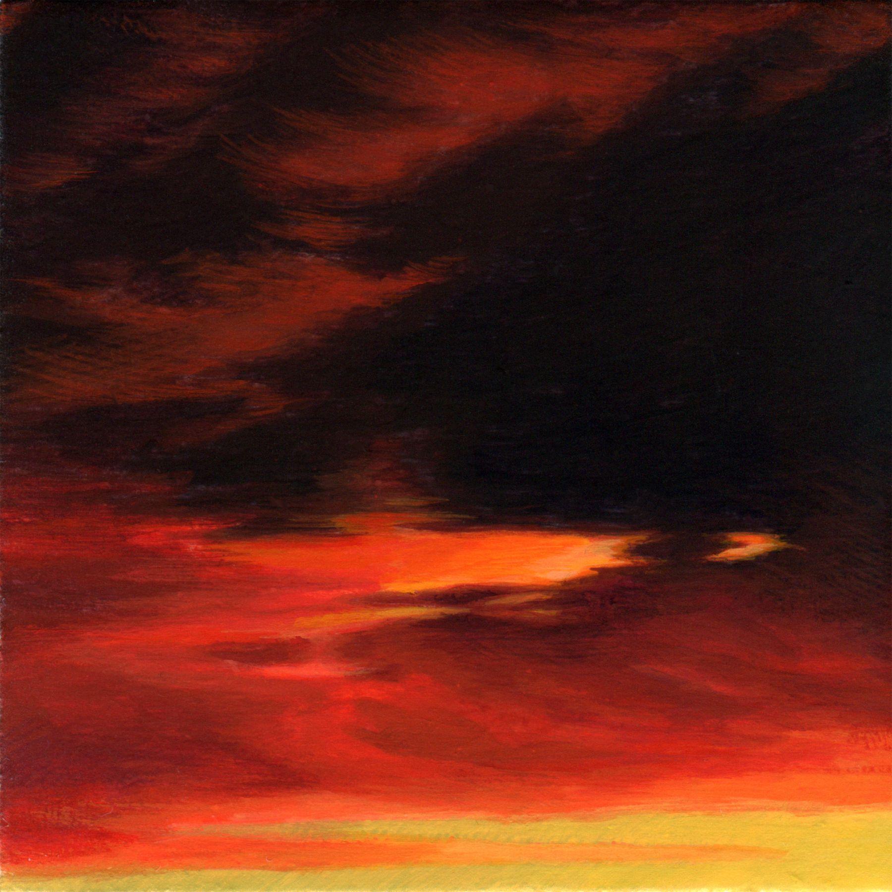 ADAM MYSOCK Red Sky in the Morning[Day Three], 2017