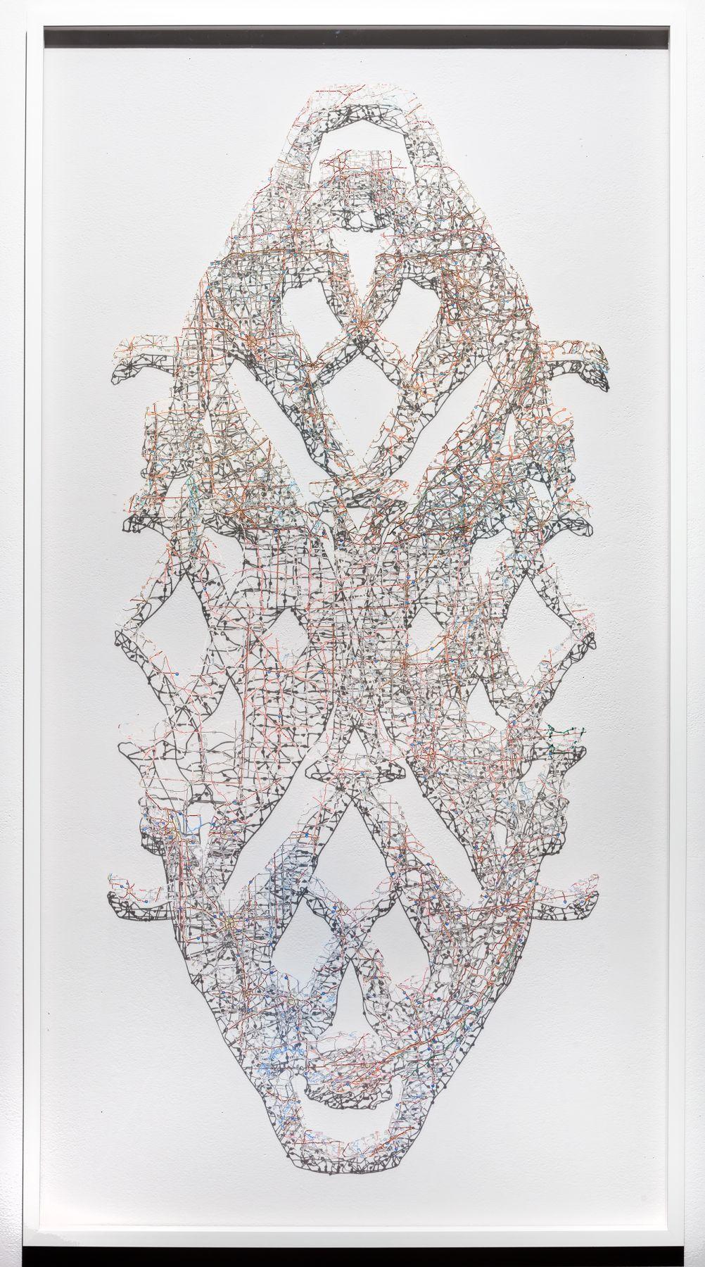 NIKKI ROSATO Untitled (Object) V, 2017