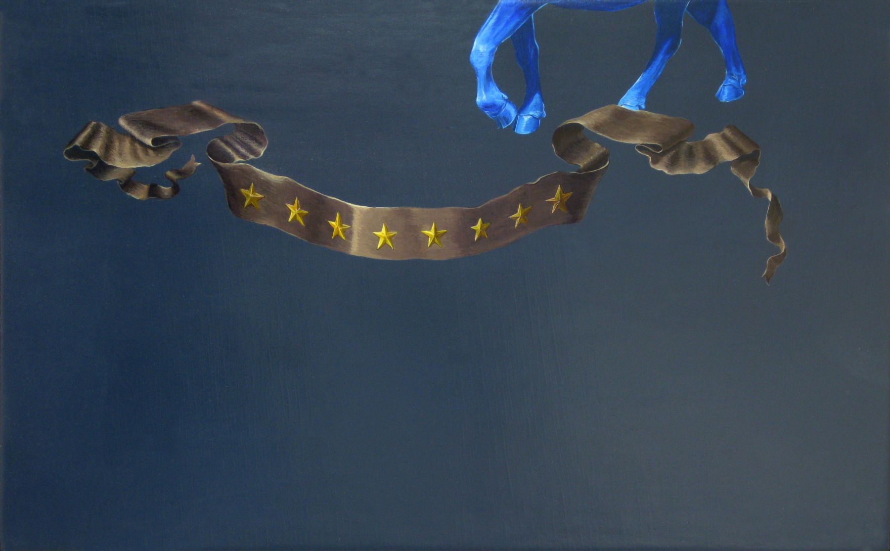 ADAM MYSOCK The Star-Spangled Banner and Babe the Blue Ox, 2009