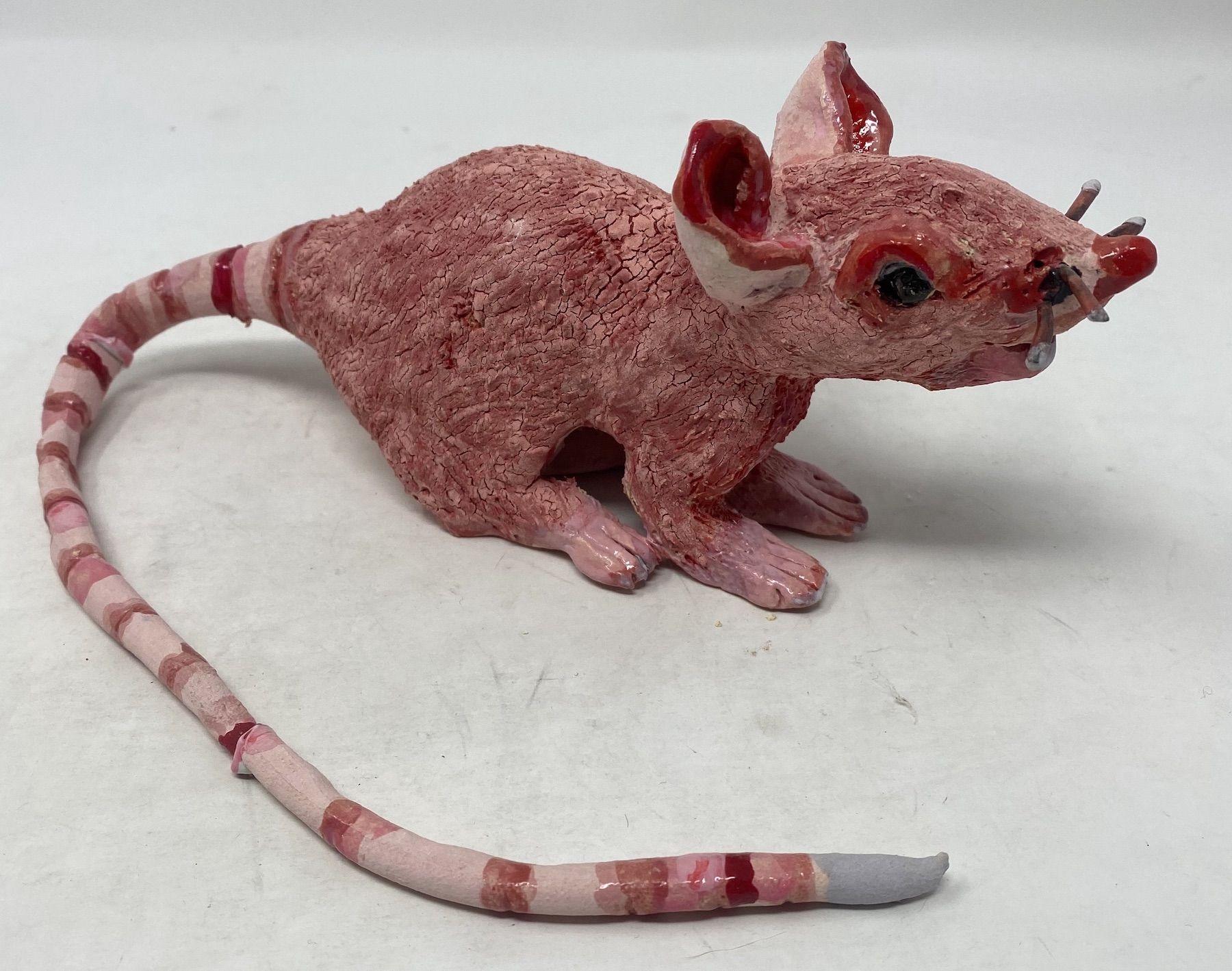 JENNY DAY, Peppermint Stick Rat, 2021