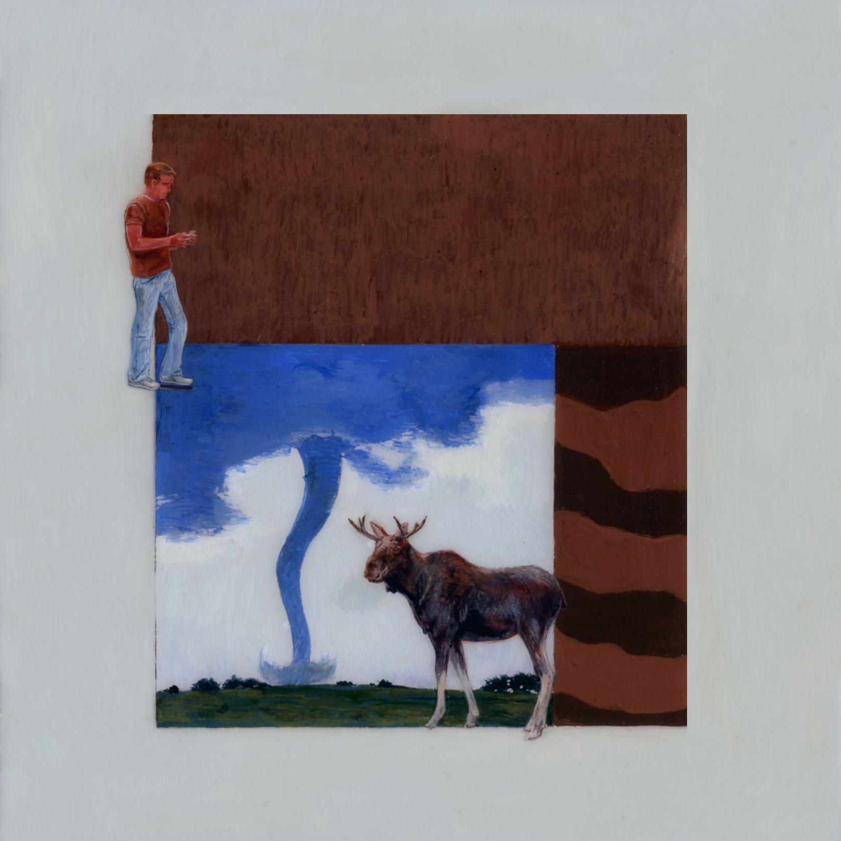 ADAM MYSOCK Davie Crockett, Pecos Bill, the Bull Moose Party, and a
