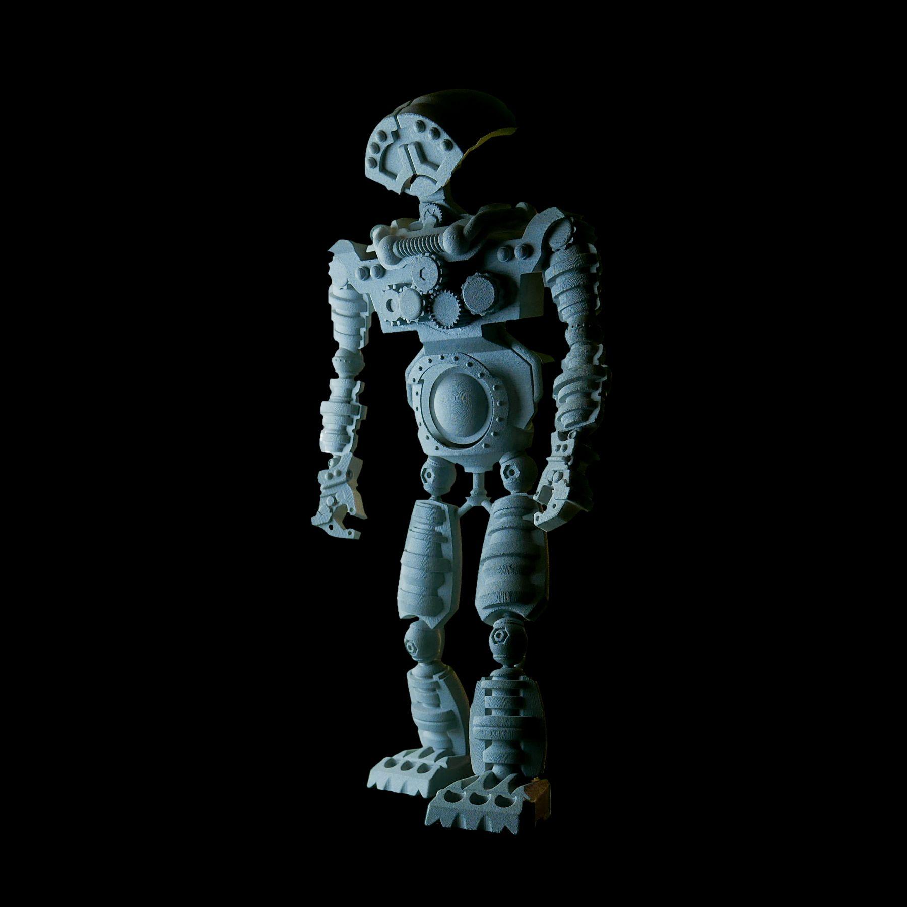 PETER SARKISIAN VideoMorphic Figure #6(Version 2) OFF, 2013