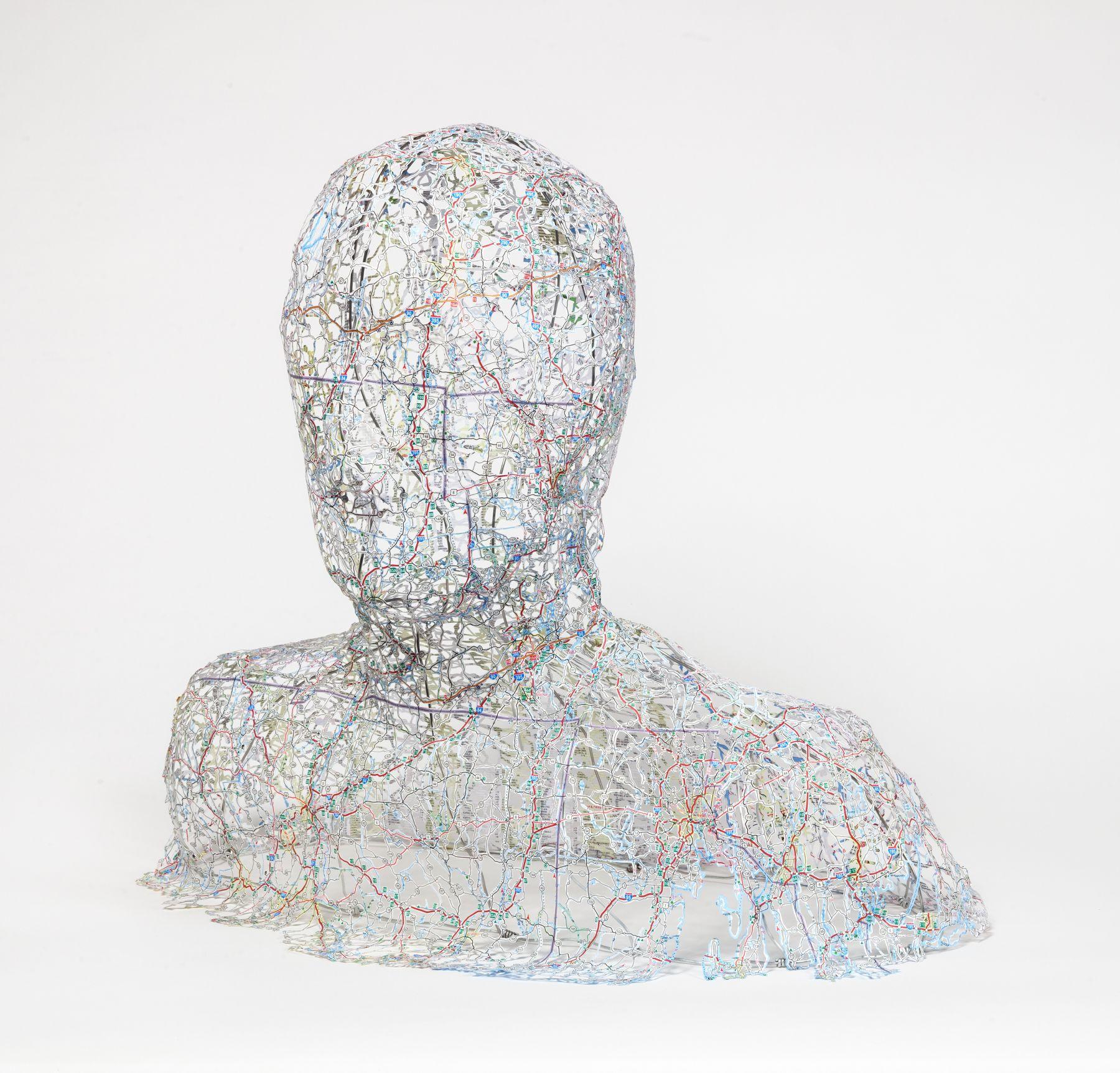 NIKKI ROSATO Untitled (Portrait), 2016