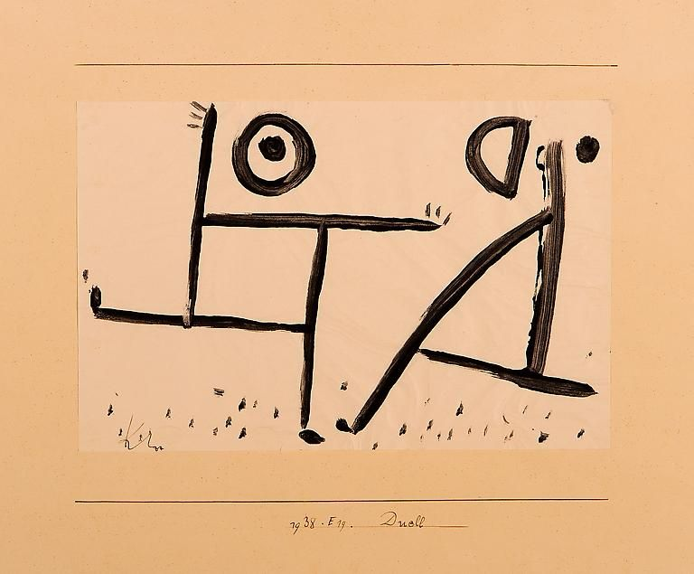 Paul Klee: Early and Late Years, 1894-1940