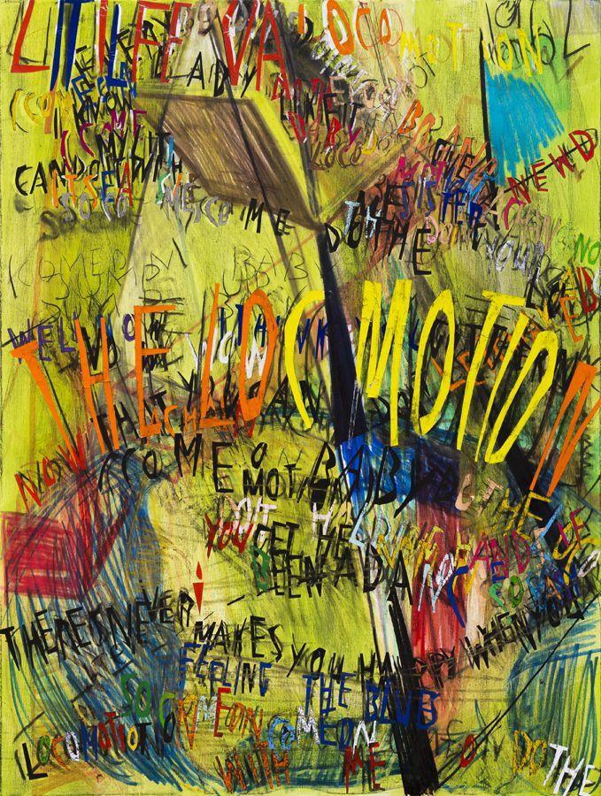 Despina Stokou, The Locomotion - Little Eva, 2016