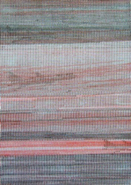 Untitled, 2001, typewriter ink on paper