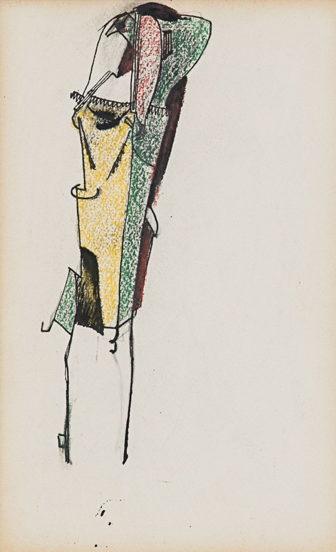 JulioGonzález, Femme Bizarre, 1935