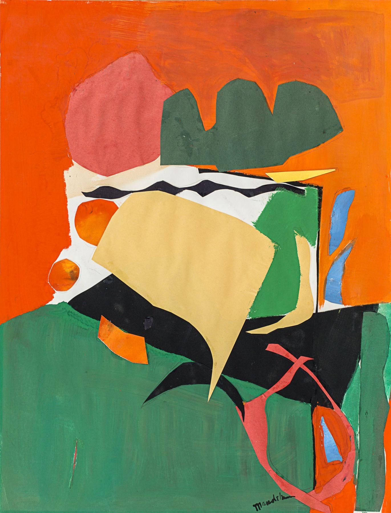 Beatrice Mandelman Untitled, c. 1960s