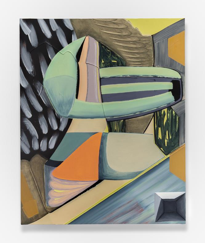 Magalie Guérin, Untitled (Marfa 5), 2018