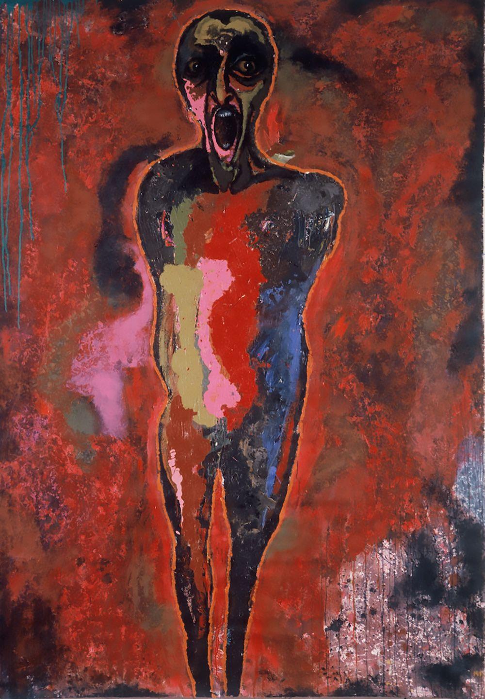 Figure In Horror  1986