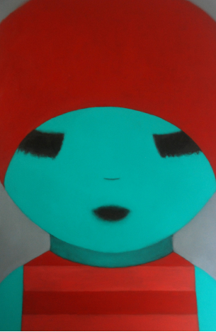 Untitled in Green, 2013