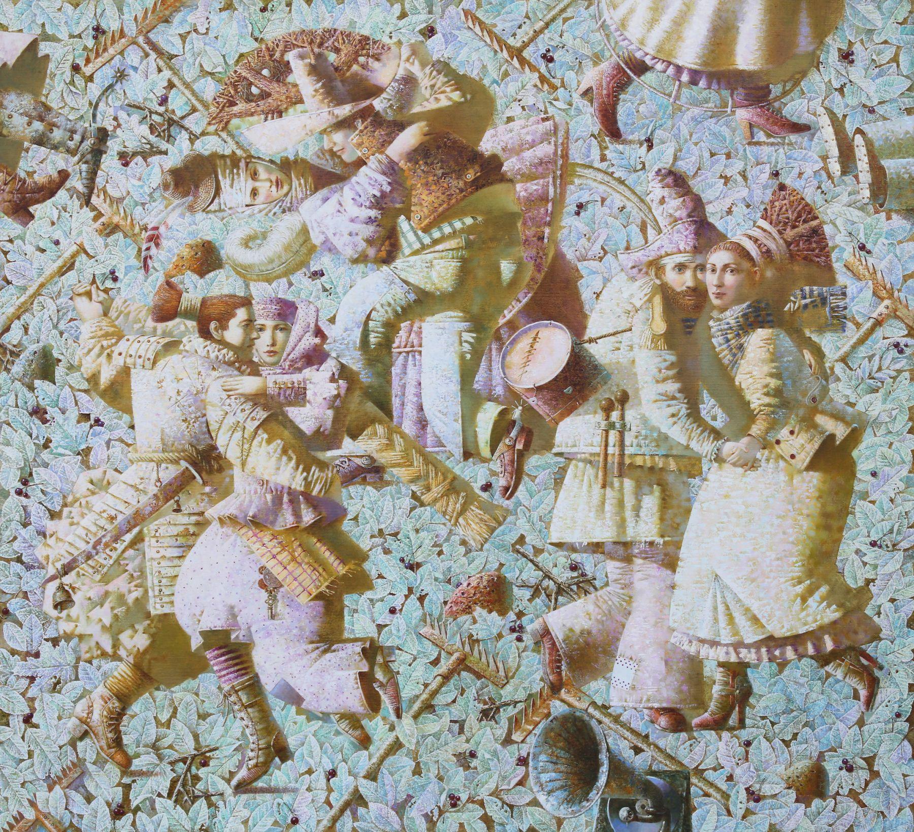 Anna Berezovskaya_Dancing on Rakes