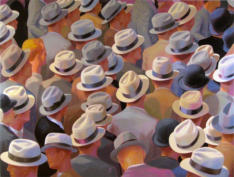 Greg Drasler, FLORAL PARK, 2009