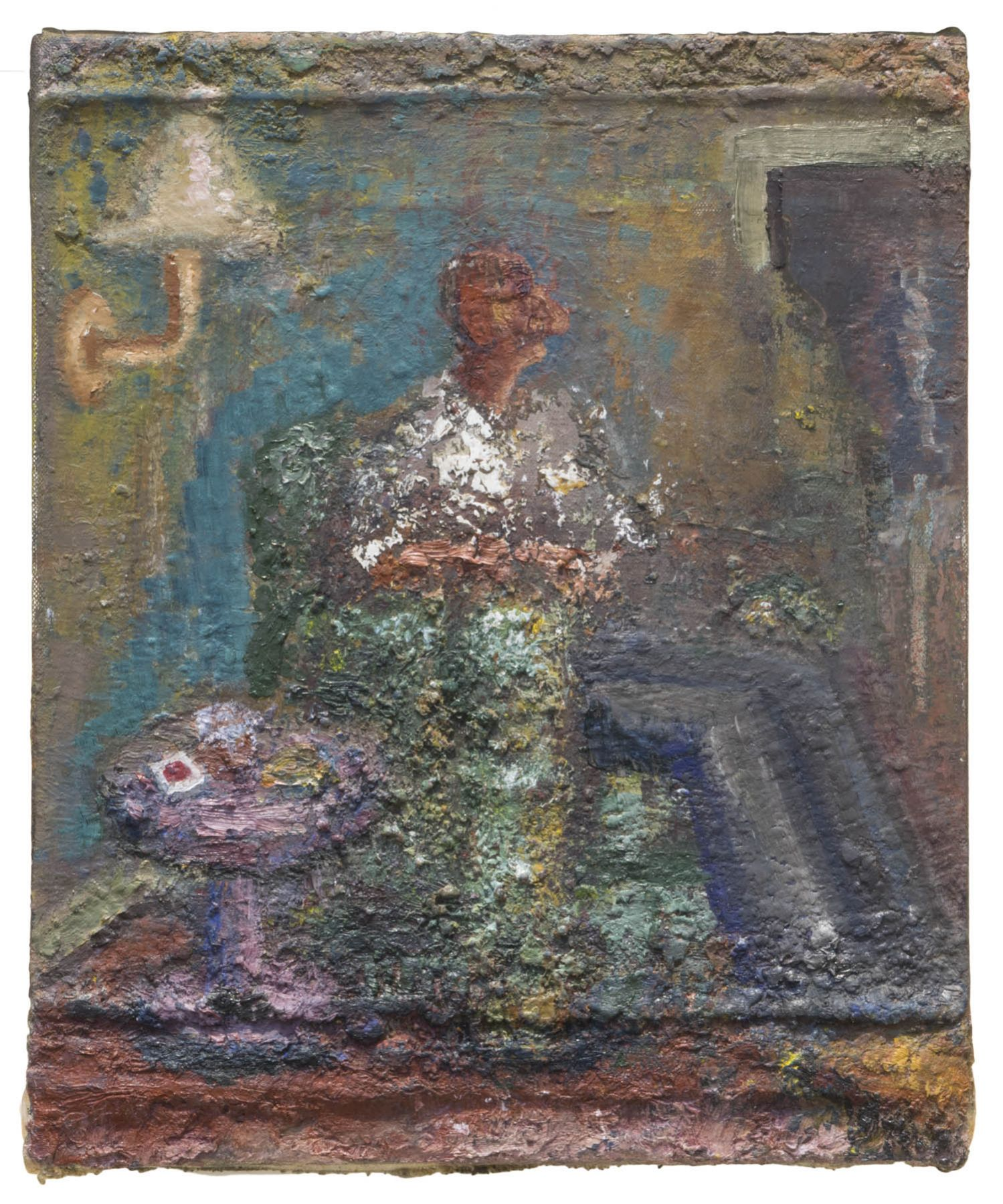 Image of Man Sitting in an Armchair, 2013