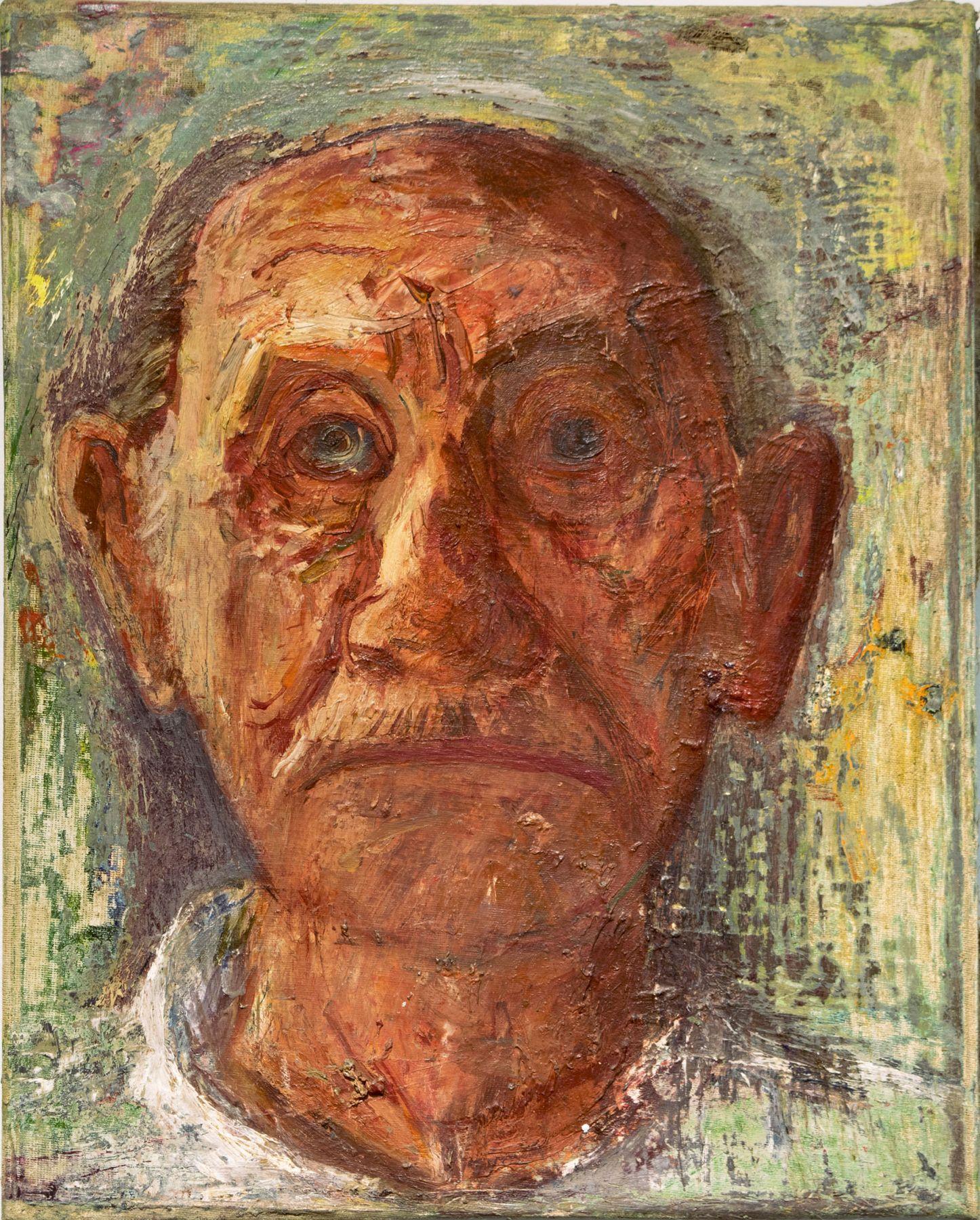 Image of Portrait, 1972; 2005
