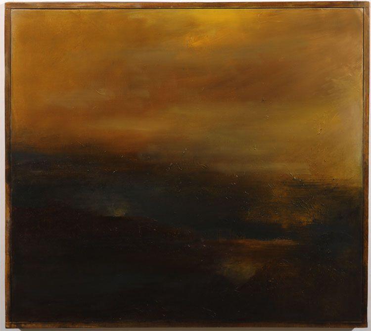 GRANGERS PASS, 2006, Oil on linen over panel