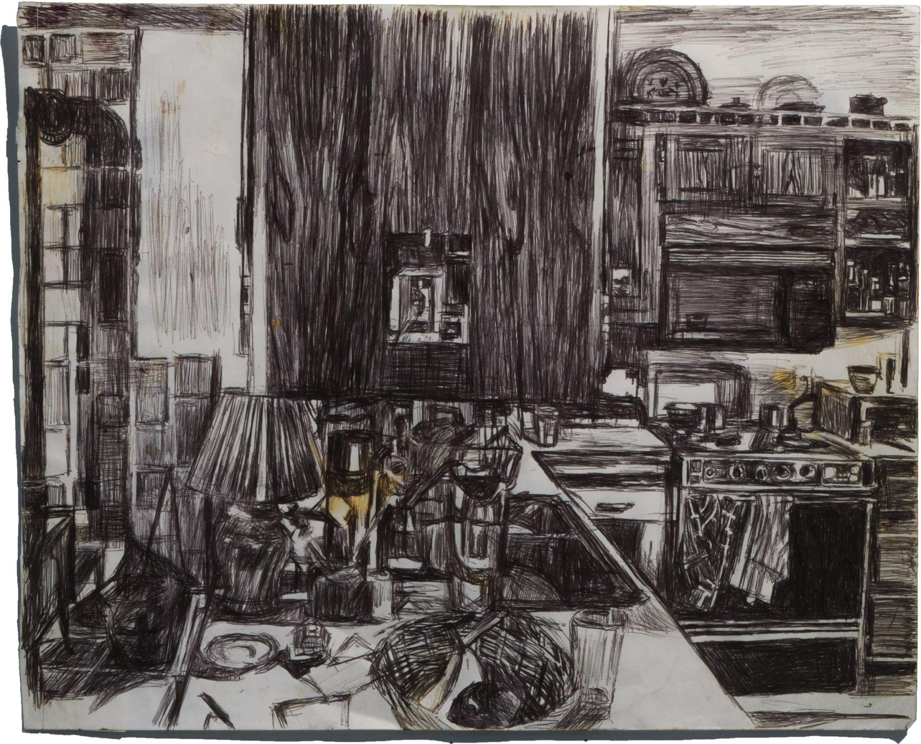 Kitchen Interior, February 18, 2009