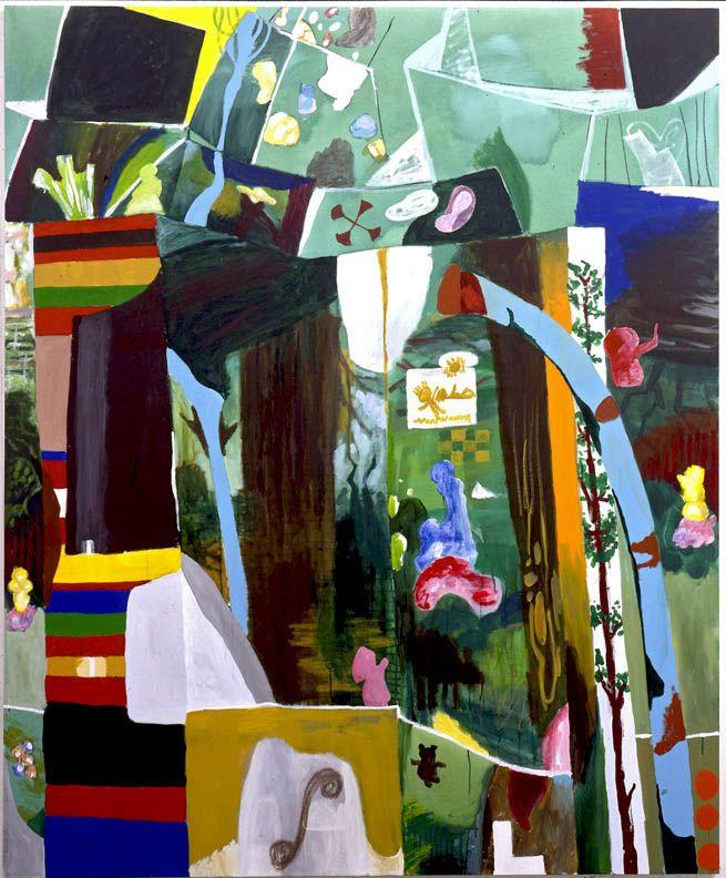 Charles Garabedian, FOREST, 2001