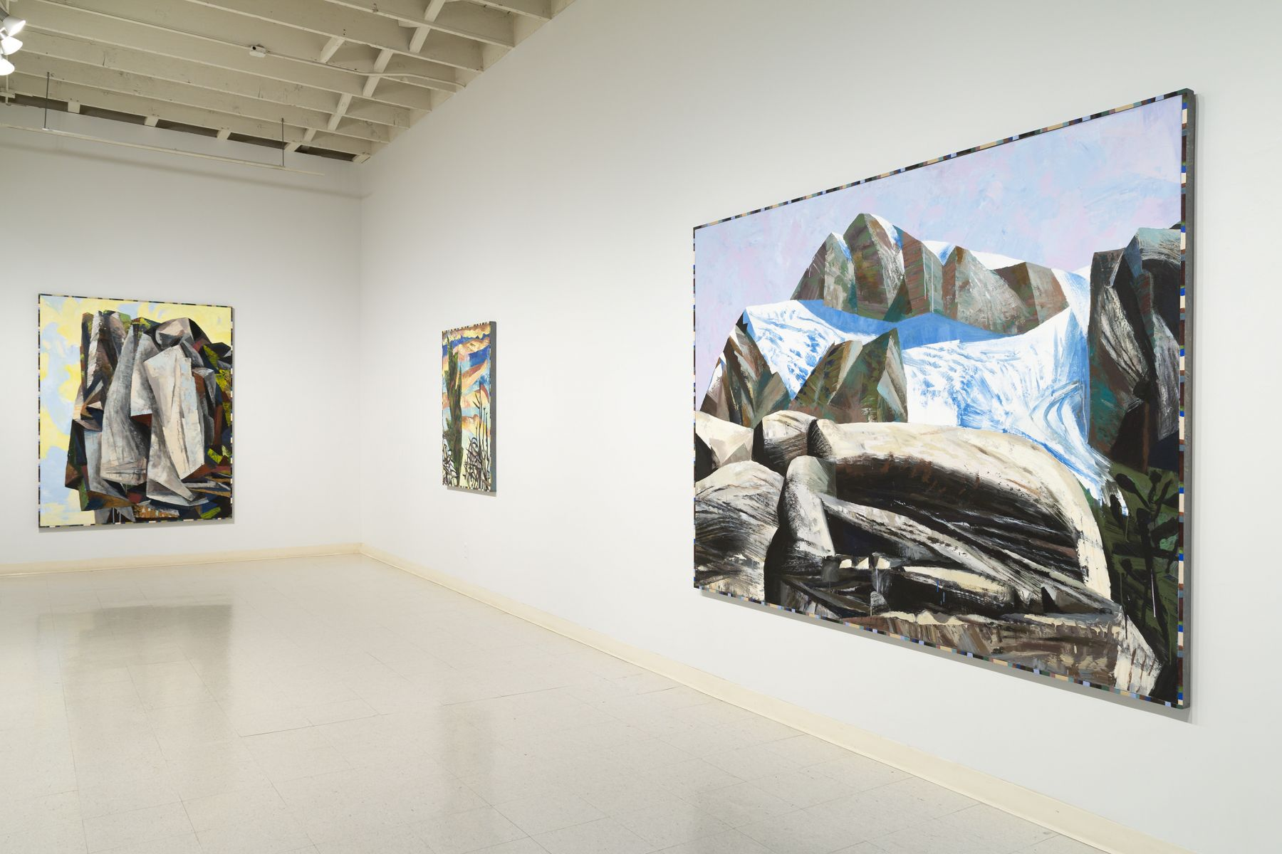 Lucinda Parker - Snow and Ice: Coin of the Realm - February 2019 - Installation View 03