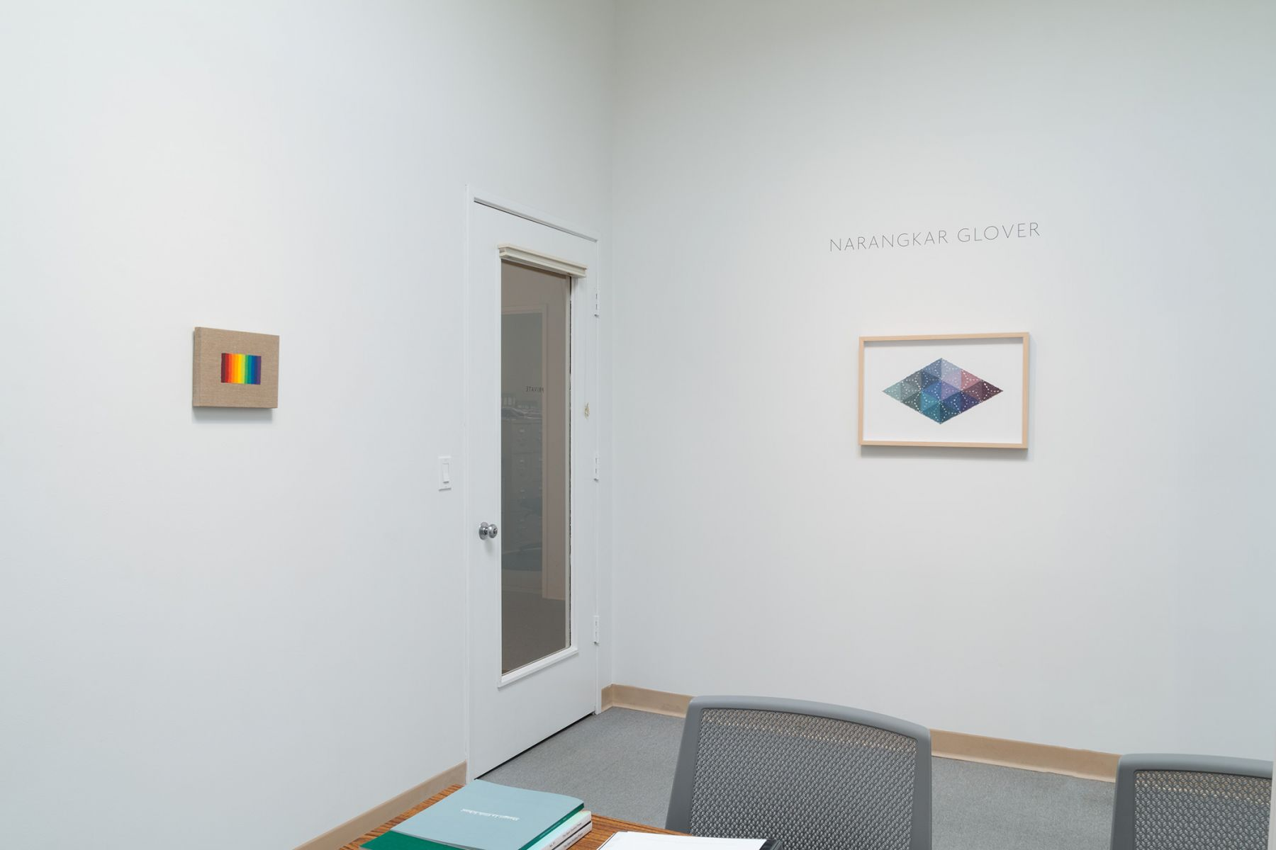 Glover - Installation View July 2017