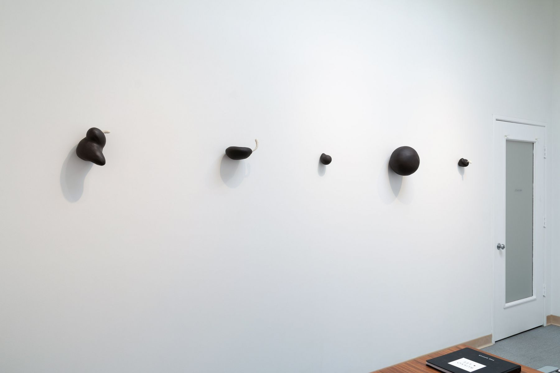 """Maya Vivas - selections from """"i have no choice but to suck the juice out, and who am i to blame"""" - July/August 2019 - Russo Lee Gallery - Installation view 05"""