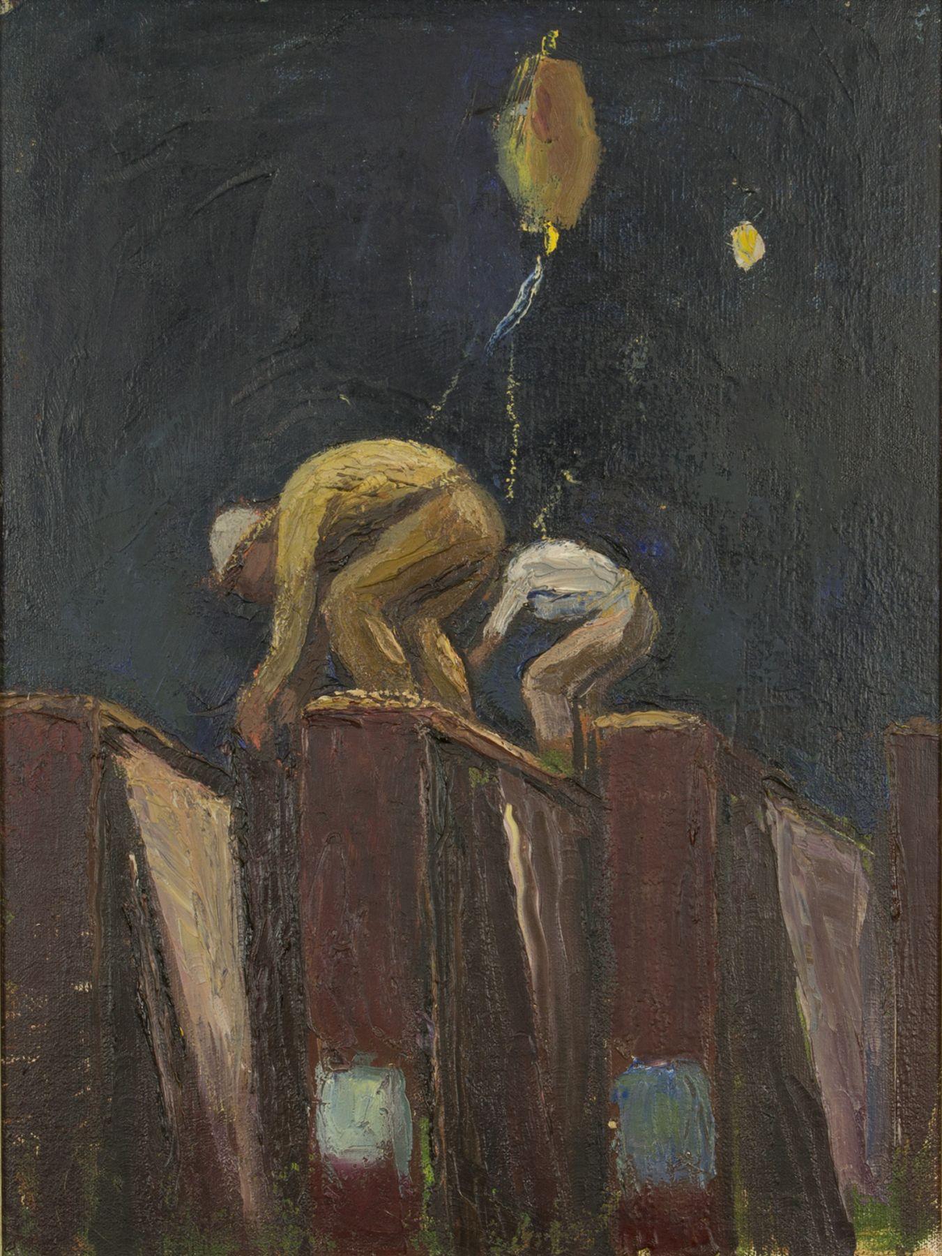 Runquist - Loading the Crane