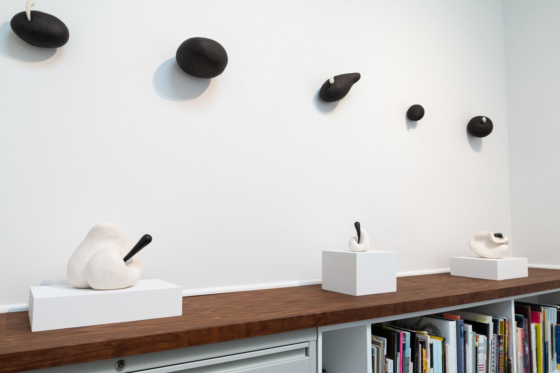"""Maya Vivas - selections from """"i have no choice but to suck the juice out, and who am i to blame"""" - July/August 2019 - Russo Lee Gallery - Installation view 09"""