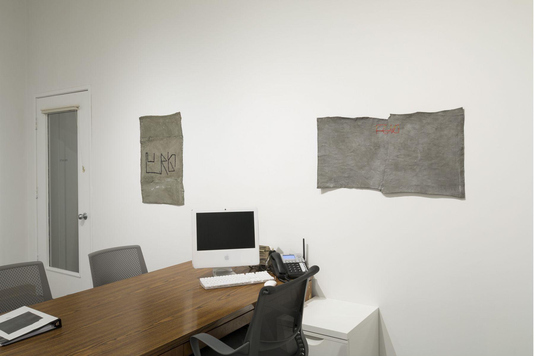 Robert Yoder | Club Number | Installation View 1