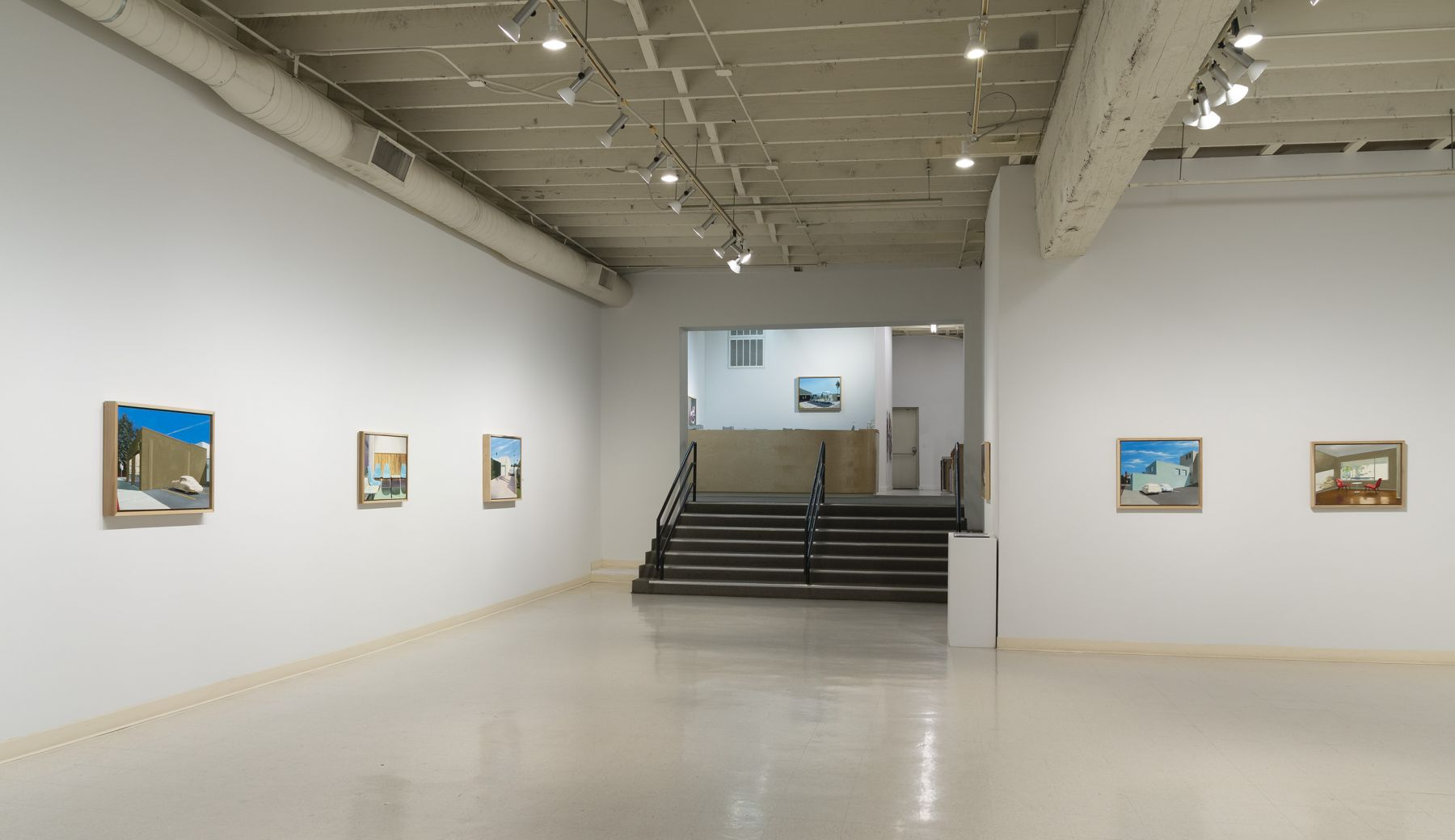 Gabe Fernandez | Light Source | January 2019 | Installation View | Russo Lee Gallery | 05