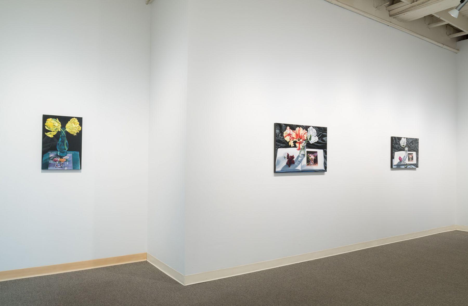 Wolf - Installation View August 2017