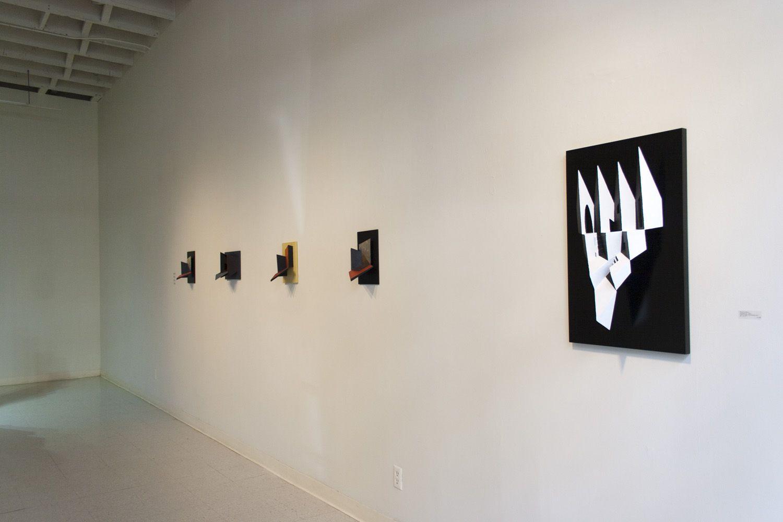 David Curt Morris at Laura Russo Gallery January 2014