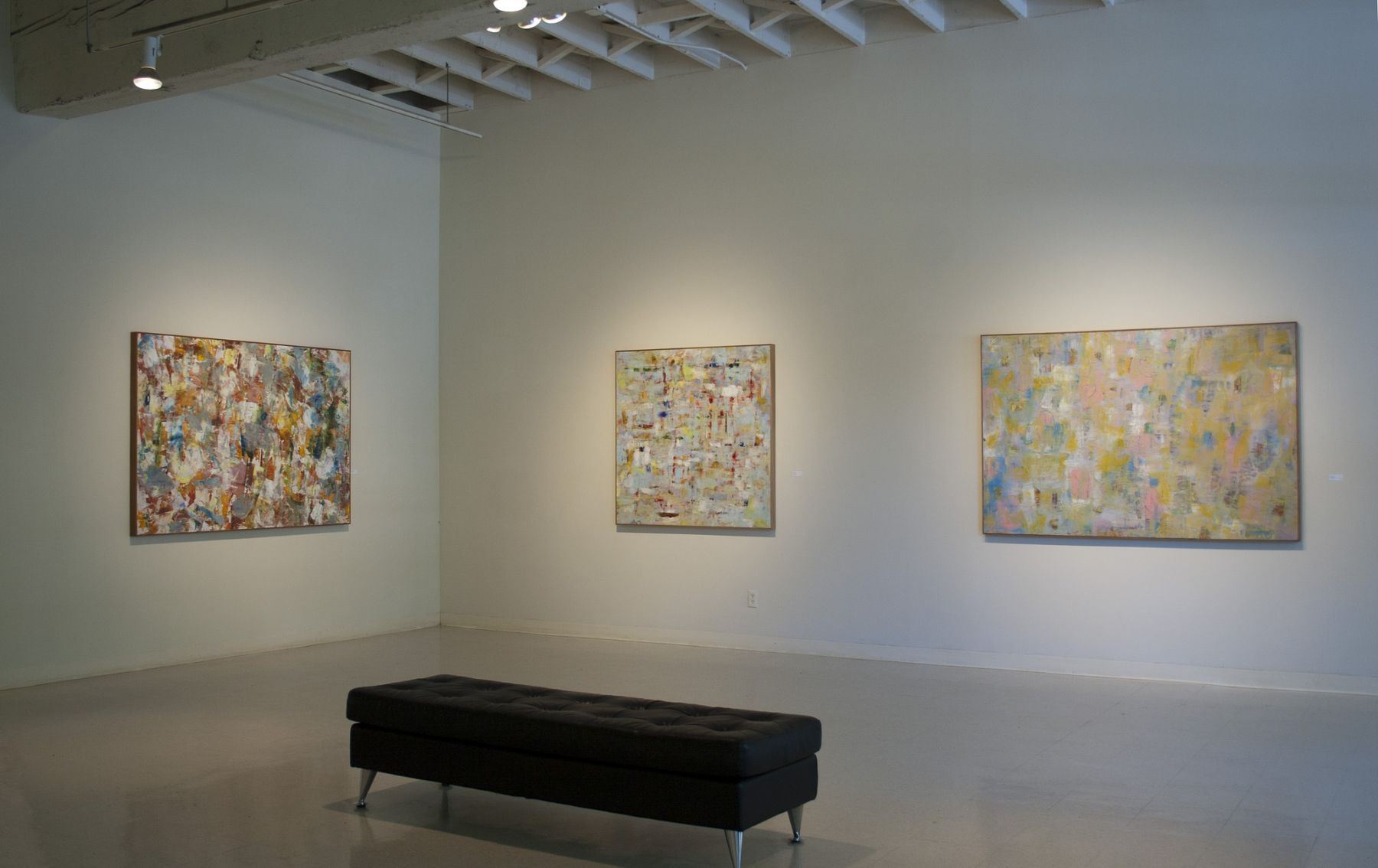 Whitney Nye at Laura Russo Gallery April 2013