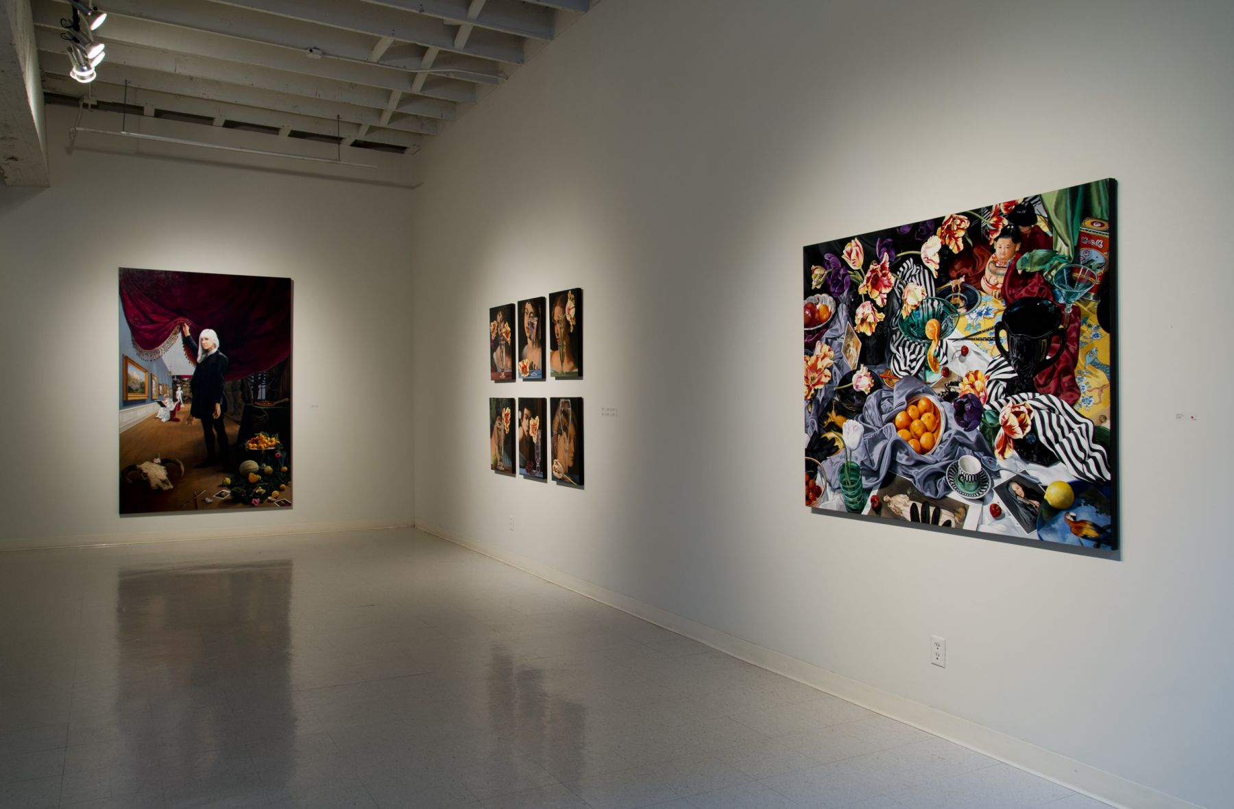 Sherrie Wolf at Laura Russo Gallery October 2014