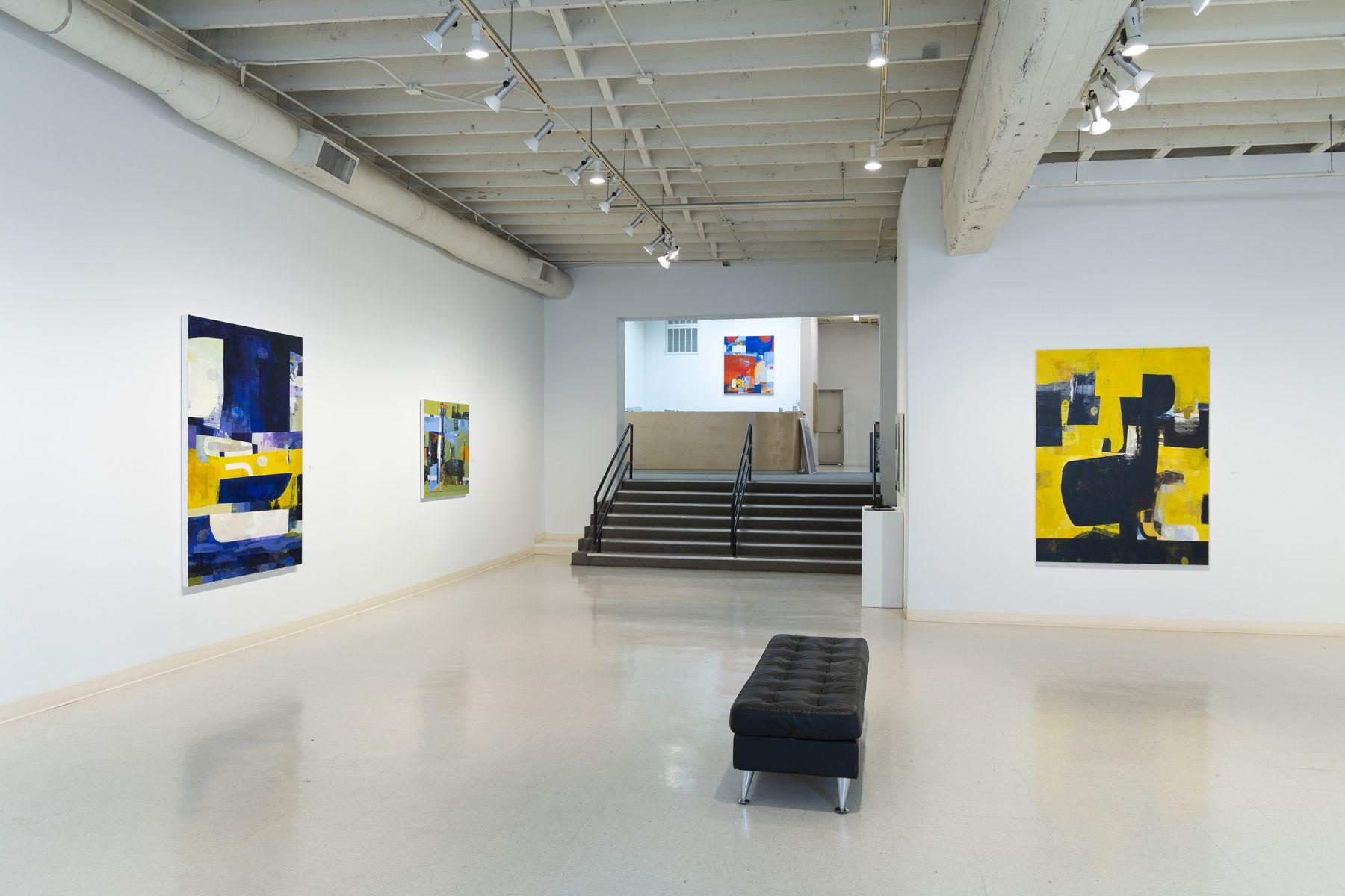 G. Lewis Clevenger - Minimis/Maximus - June 2019 - Installation View 02