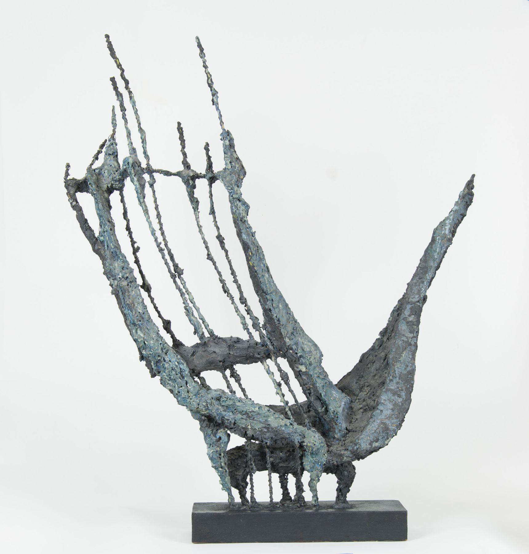 Hilda Morris - Muted Harp
