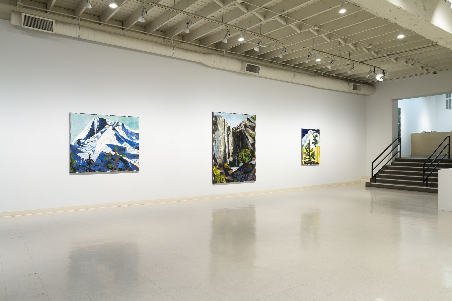 Lucinda Parker - Snow and Ice: Coin of the Realm - February 2019 - Installation View 02