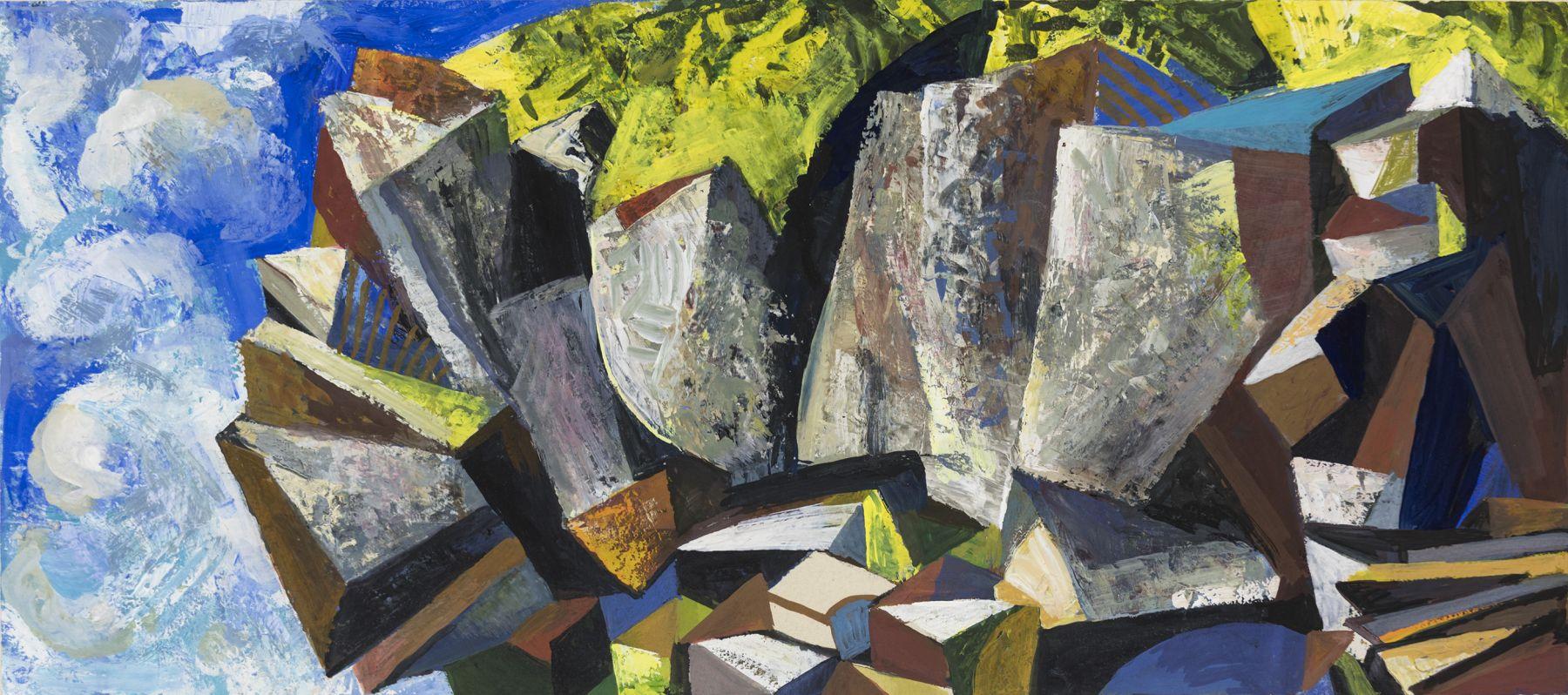 Parker - Exposed Basalt