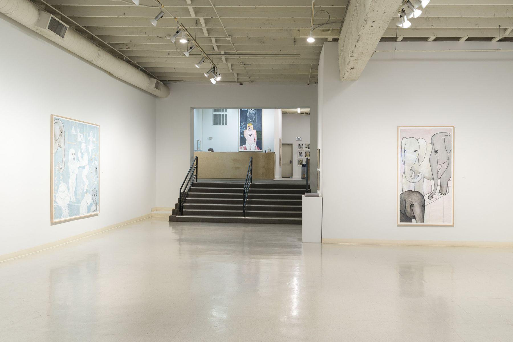 Fay Jones | New Work | Installation View 4