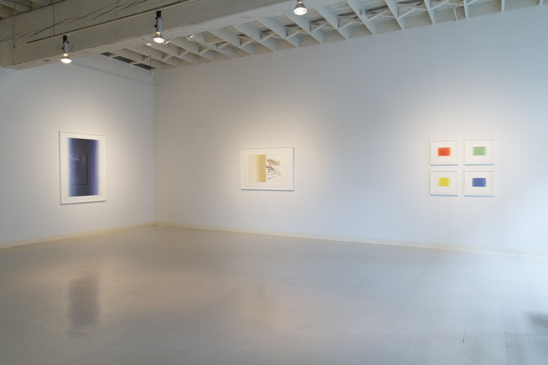 Betty Merken Installation View March 2016
