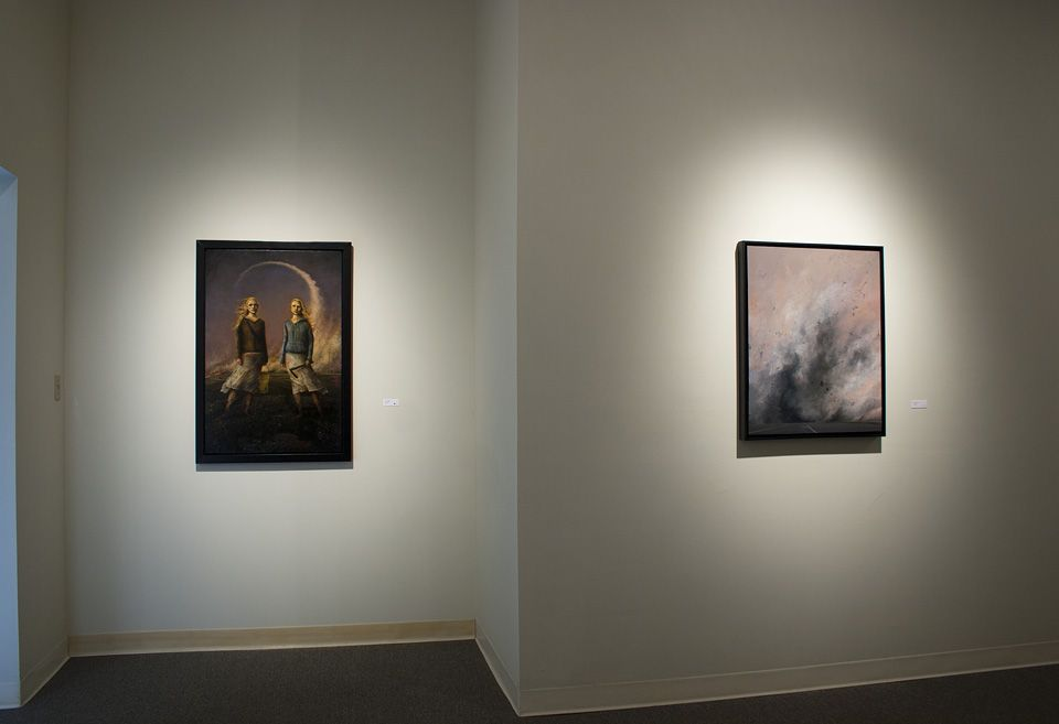 Michael Paul Miller at Laura Russo Gallery March 2013